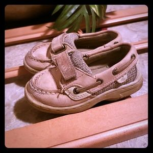 Toddlers Sz 7 Sperrys